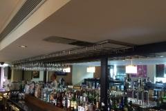 Wine Glass Rail